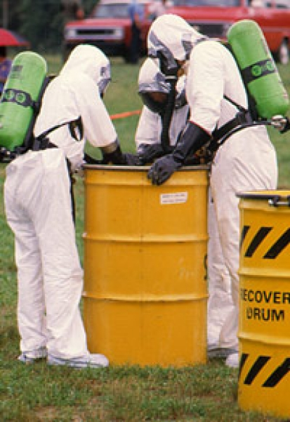 Hazardous Waste Disposal - Midwest Service Group