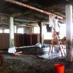 Asbestos Removal Transforming Carter Carburetor Building